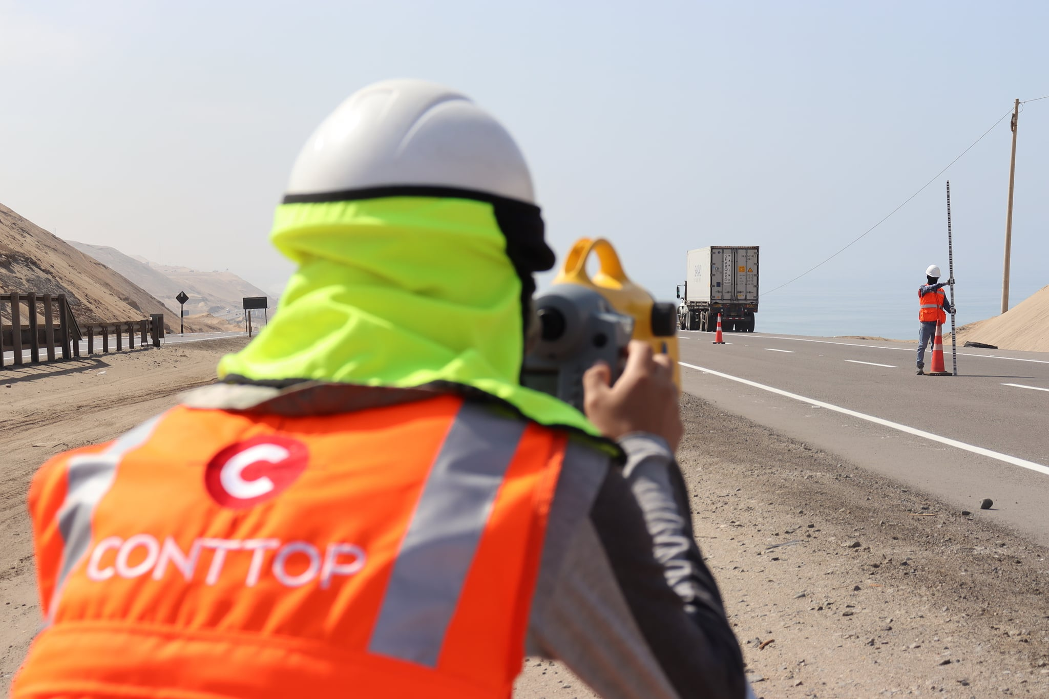 Monitoreo Topográfico Conttop