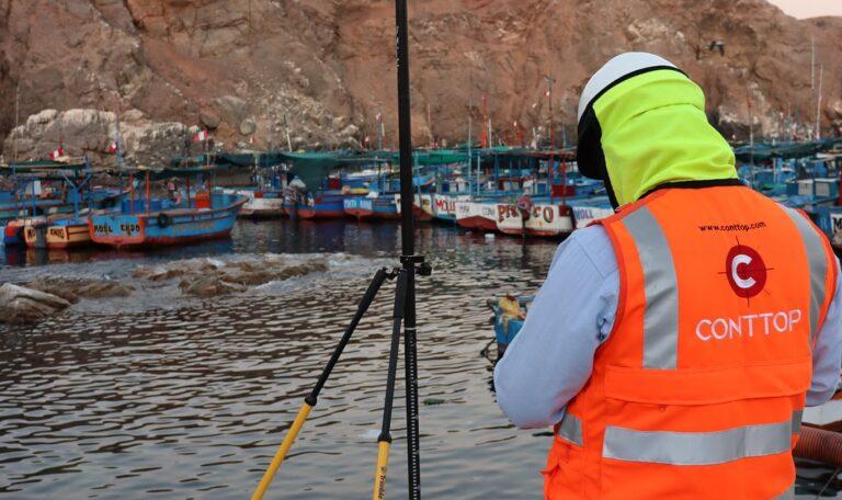 Topografía y Geodesia en Arequipa Islay